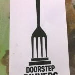 Doorstep Dinners & WellSorted. Eating Well whilst sick, feeding yourself