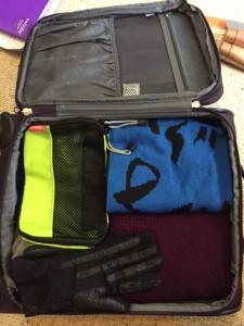 Canberra Organiser, Travel