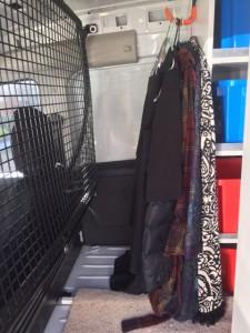 Organised Van for Business