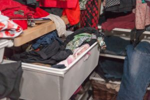 Unrealistic timeframes for decluttering
