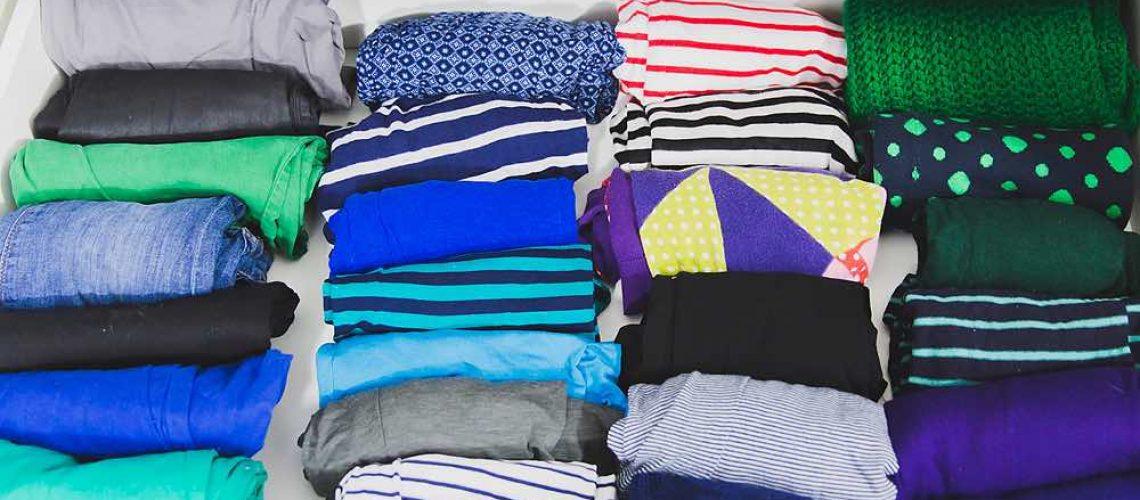 KonMari Method of folding